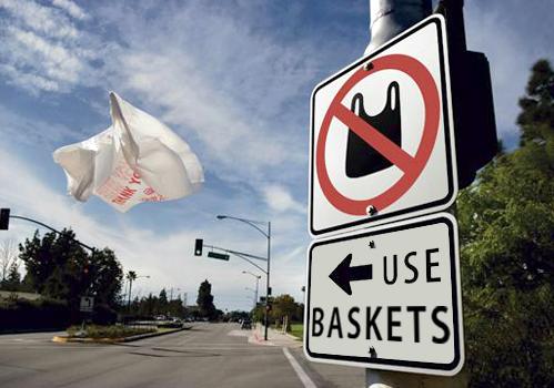 Las bolsas de plástico, una amenaza real para la naturaleza y para nuestra salud