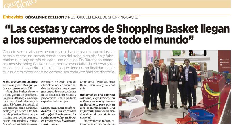 """Entrevista a SB en el monográfico """"Excelencia Empresarial"""" de La Vanguardia"""