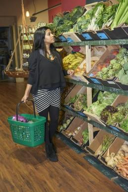 cestas para frutería