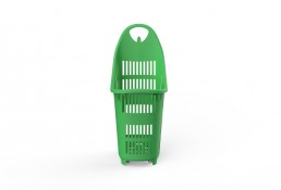 Shopping Basket Bond Green