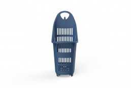 Shopping Basket Bond Navy