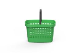 Shopping Basket Great Green