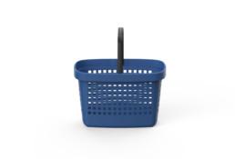 Shopping Basket Great Navy