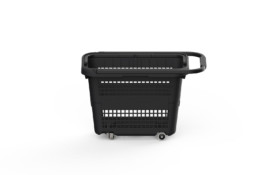 Shopping Basket RB32 Black