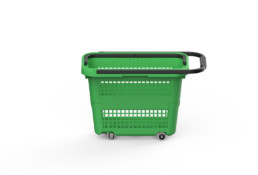 Shopping Basket RB32 Green
