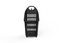 Shopping Basket Superbond Black