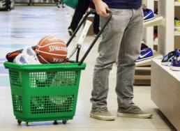 sports shopping basket sb 01