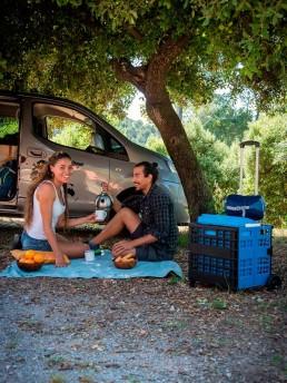 Practik-camping
