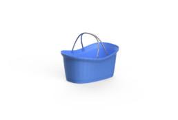 Shopping Basket Delux BlueSB ort