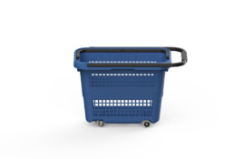Shoppping Basket RB32 Blue