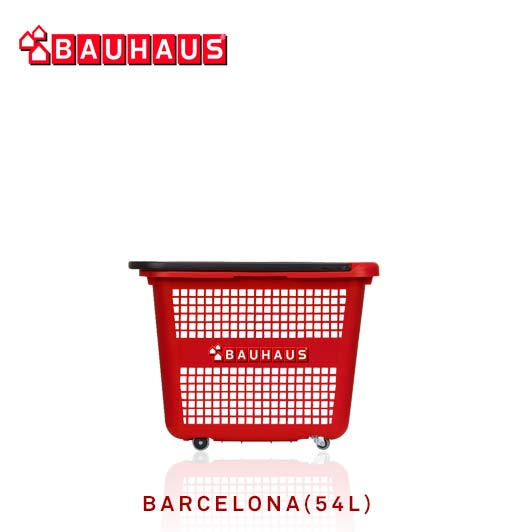 Bauhaus - Customized basket